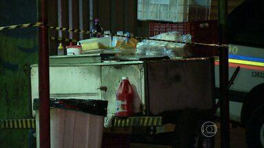 Homem é suspeito de matar ex-mulher a facadas em Belo Horizonte - Assassinato aconteceu no bairro Alto Vera Cruz, na Região Leste.