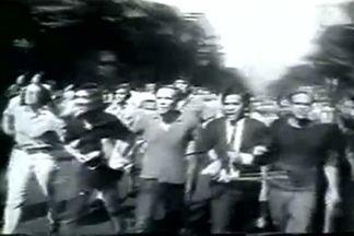 Audiências públicas estão sendo realizadas para ouvir paraibanos que viveram na ditadura - Comissão Estadual da Verdade está ouvindo vítimas paraibanas da ditadura militar.