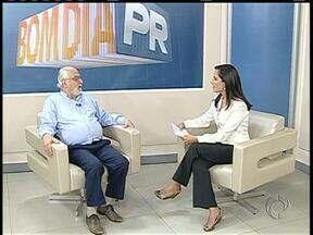 Evento internacional de bioética discute tratamento humanizado em Londrina - Veja a entrevista com o Dr. José Eduardo de Siqueira que coordena o evento.