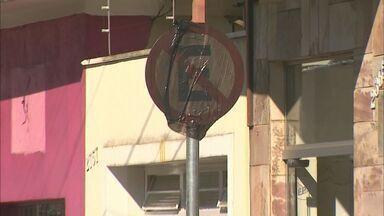 Ruas de Franca passam por mudança em estacionamento - Motoristas devem prestar atenção em locais proibidos para estacionar.