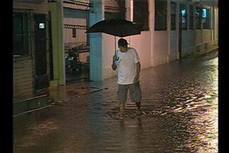 Fenômeno climático provoca chuva e alagamentos no Pará - Além da RMB, nordeste e noroeste do estado estão sendo afetados.