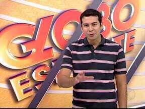 Globo Esporte - TV Integração - 08/08/2013 - Veja as notícias do esporte do programa regional da Tv Integração