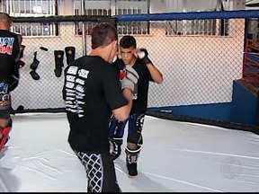"""Uberlândia recebe em agosto grandes nomes do MMA - """"Warriors of God"""" será no dia 17 de agosto, no Ginásio do UTC, e terá no octógono Bruno do KLB, Cyborg e outras feras do esporte"""