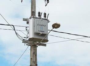 Resolvido problema de queda de energia em Taquara de Cima - Comunidade rural sofre por causa da falta iluminação pública