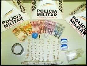 Operão da Polícia Militar combate o tráfico de drogas em bairros de Governador Valadares - Bairros com altos índices de criminalidade foram ocupados durante o fim de semana.