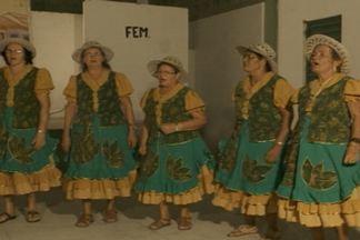 Mulheres cantam para espantar o sono na região agreste de Alagoas - Conheça essa parte do folclore da região de Arapiraca, em Alagoas.
