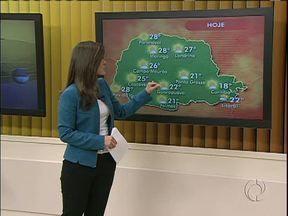 Sol deve voltar a brilhar em todo o Estado nesta terça - Em Curitiba, o dia ainda será de muita nebulosidade.