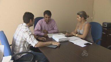 Vereadores investigados têm 10 dias para apresentar defesa, em RO - Cinco vereadores de Porto Velho foram notificados por comissão processante. Investigados são suspeitos de participação em esquema fraudulento.