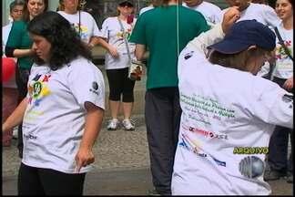 Apae de Mogi das Cruzes realizará Caminhada Solidária neste domingo (25) - A Apae de Mogi das Cruzes realizará a Caminhada Solidária neste domingo (25). Para participar é preciso fazer a inscrição, que custa R$ 15.