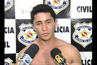 Preso homem suspeito de matar pai e irmã em Santarém - Ele confessou o crime à polícia.