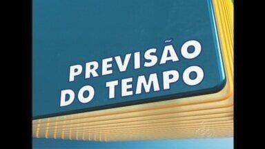 Confira a previsão do tempo para a região - Em Manaus, dia é de sol e calor, mas o tempo pode mudar durante o dia.
