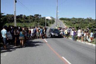 JPB2JP: Motociclista morre em acidente na ladeira do Timbó, na Capital - Ele bateu em um poste.