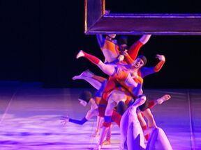 """Espetáculo em SP celebra 90 anos da Semana de Arte Moderna de 1922 - """"A Semana noventa@vinteedois"""" é encenado pelo Ballet Stagium. Espetáculo fica em cartaz até novembro em diferentes locais."""