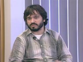 Músico Marcelo Fruet participa do Jornal do Almoço - Ele fala sobre uma roda de conversas que acontece na Prefeitura de Rio Grande, RS, neste sábado.