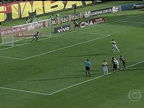Vitória perde para o Criciúma, e técnico Caio Júnior é demitido - Marcel faz o gol dos catarinenses.