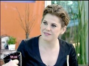 Bárbara Paz revela como foi gravação de cena em que revelou que Félix era gay - 'De primeira, sem ensaiar', conta a atriz, que acrescenta: 'Foi difícil, dolorosa'