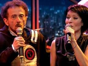 Musical de encerramento com Tom Zé - Musical de encerramento com Tom Zé.