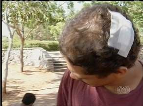 """Integrantes do Movimento """"Ocupa Palmas"""" acusam Guarda Metropolitana de agressão - Integrantes do Movimento """"Ocupa Palmas"""" acusam Guarda Metropolitana de agressão"""