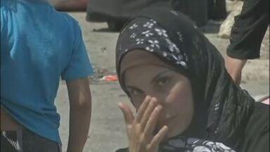 Ataques e risco de guerra preocupam familiares de sírios em Poços de Caldas - Ataques e risco de guerra preocupam familiares de sírios em Poços de Caldas