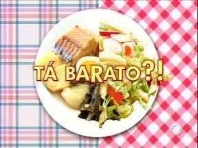 Alface e repolho estão com preço bom para uma salada verde - Saiba o que está barato nessa semana no supermercado.