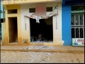 Suspeitos de participarem de assalto à caixa eletrônico são presos em Ipatinga - Assalto ocorreu na cidade de Virginópolis na madrugada de terça-feira (3).