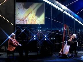 Músico francês Michel Legrand abre o Programa do Jô - Músico francês Michel Legrand abre o Programa do Jô.