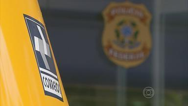 Número de assaltos a agências preocupa direção dos Correios e da Polícia Federal - Nos últimos sete dias, três agências foram assaltadas em Pernambuco. De janeiro a agosto deste ano, foram 33 postos atacadas por assaltantes.