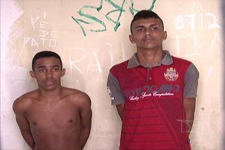 Polícia prende assaltantes que agiam na Lagoa da Jansen e Ilhinha, em São Luís - Além de praticar assaltos, eles também alugavam armas para outras pessoas cometerem crimes. Os três foram presos nesta quarta-feira (4).