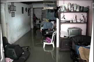 JPB2JP: Bairro São José foi um dos mais atingidos pela chuva na Capital - Muitas casas foram invadidas pela água.