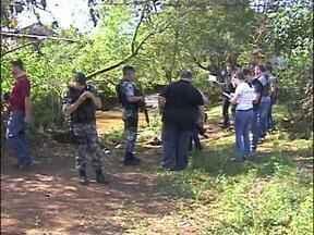 Rapaz é assassinado hoje à tarde em Foz do Iguaçu - A vítima esta com um alvará de soltura