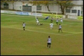 Montes Claros FC vence o Trio Futebol em Coronel Fabriciano - Rômulo marcou para o time montes-clarense.