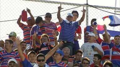 Fortaleza reencontra torcida em clássico contra Santa Cruz - Duas equipes se enfrentam no domingo, às 19 horas, no Estádio Presidente Vargas, pela Série C do Campeonato Brasileiro