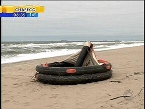 Buscas aos cinco pescadores desaparecidos devem ser retomadas nesta quinta - Buscas aos cinco pescadores desaparecidos devem ser retomadas nesta quinta