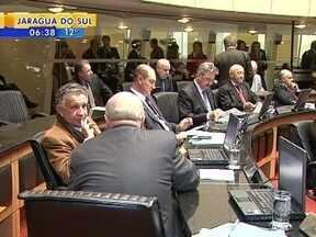 Deputados da Alesc aprovam voto aberto - Deputados da Alesc aprovam voto aberto