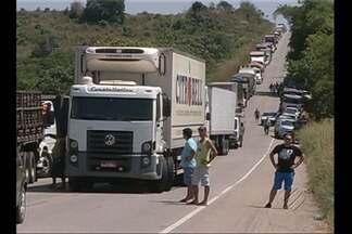 Rodovia Belém-Brasília é liberada após dois dias de interdição - Manifestantes devem se reunir ainda hoje com o Governo do Estado.