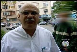 Vereador Habib Tauk de Teresópolis, Região Serrana, é condenado por fraude em licitação - Ainda cabe recurso da decisão.