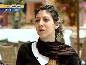 Veja como está a telespectadora que aceitou o desafio de parar de fumar - Ela está há 71 dias sem colocar um cigarro na boca.