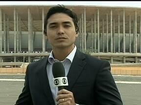 Secretaria de Segurança faz esquema especial de segurança para sábado (7) - A polícia montou um forte esquema de segurança para o próximo sábado (7), em Brasília. Ao todo serão seis mil profissionais da segurança.