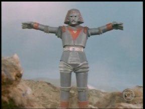 Vídeo Show em série! Relembre cenas do robô gigante - Série japonesa exibida em 1967