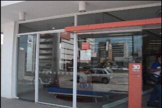 JPB2JP: Homens assaltam banco em Intermares - Bandidos pegaram as armas dos vigilantes.