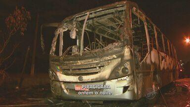 Após atos de vandalismo, transporte coletivo em Piracicaba vai ganhar reforço da polícia - Após atos de vandalismo, transporte coletivo em Piracicaba vai ganhar reforço da PM e GM.
