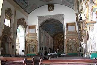 Anunciada a obra de reforma da Igreja da Sé e o Palácio Episcopal - Os investimentos fazem parte do PAC Cidades Históricas, que vai recuperar também outros monumentos tombados no centro da cidade.