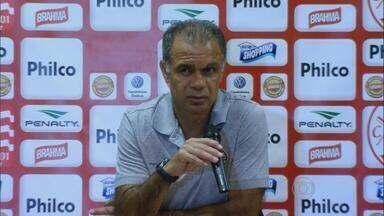 Pelo brasileiro da Série A, o Náutico perdeu mais um jogo - Alvirrubro pernambucano permanece em último lugar na competição.