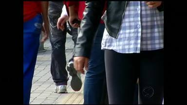 37 mulheres foram estupradas em Resende, RJ, no primeiro semestre de 2013 - No país, a cada 12 segundos uma mulher é violentada, diz Fórum Brasileiro de Segurança Pública.