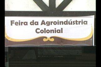 Feira da agroindústria deve atrair mais de 15 mil pessoas - A feira vai até o domingo em Panambi.