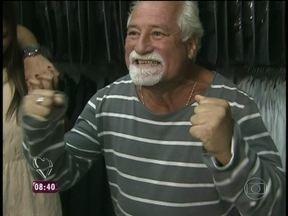 Em três meses, empresário carioca perde 21 quilos para o casamento da filha - Malhação e dieta fazem Marcelo Berber perder quase 20 centímetros de barriga
