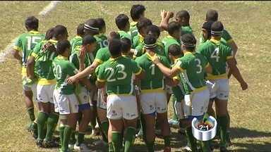 Brasil perde para o Chile no Sul-Americano de Rugby - São José é sede do campeonato Sul-Americano Juvenil de Rugby, um dos esportes mais praticados no mundo. Quatro times participam da competição. Neste domingo a equipe brasileira estreou com derrota.