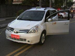 São Paulo tem madrugada violenta - Pelo menos seis pessoas foram baleadas em diferentes regiões. Entre elas, um suspeito de tentativa de roubo na Avenida Nove de Julho e um taxista, que trabalhava durante a madrugada.