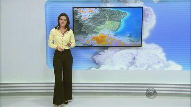 Confira a previsão do tempo para São Carlos e região neste sábado (21) - Confira a previsão do tempo para São Carlos e região neste sábado (21).