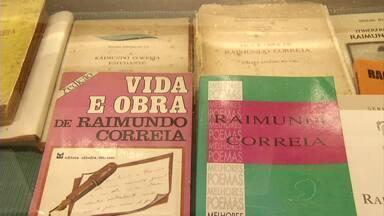 Museu de Literatura é atração em Vassouras, RJ - Além dos livros, ele tem informações sobre autores brasileiros.